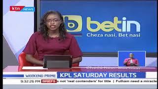 Felly Mulumba\'s lone goal ensured Bandari united maintain the top spot on KPL