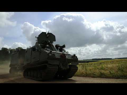Royal Marines Armoured Support Specialisation