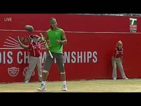 Djokovic x Nadal - ATP 250 Queen's 2008 FINAL - Highlights HQ