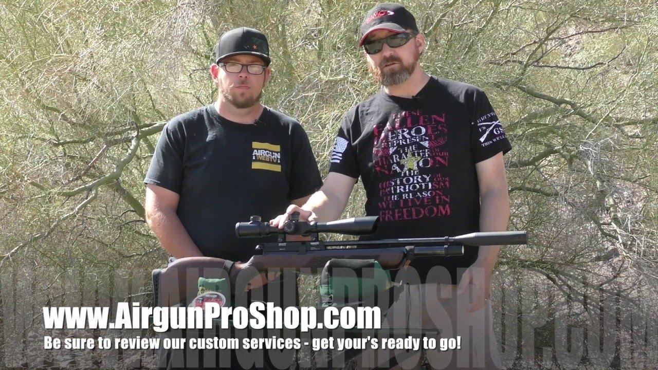 Gamo Coyote Whisper  22 Airgun Packages at AirgunProShop com!