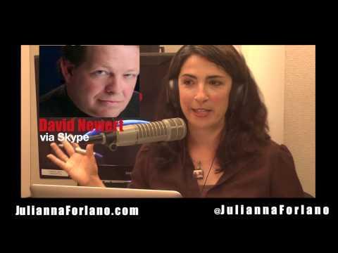 RIGHT WING MILITIAS ON THE MARCH! Investigative Journo David Neiwert on The @JuliannaForlano Show