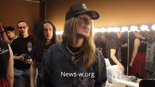 Alexi Laiho & CHILDREN OF BODOM during meet