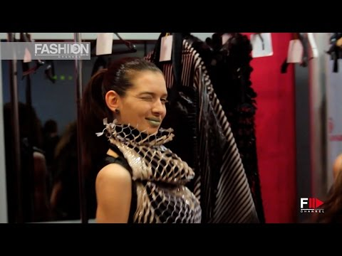 ARREY BERLIN Serbia Fashion Week Fall Winter 2017-18 - Fashion Channel
