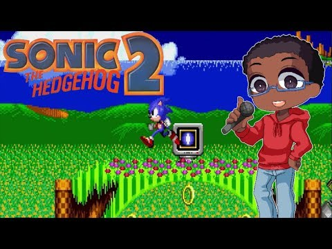 D-Money107 Plays: Sega Genesis Mini (Sonic The Hedgehog 2)