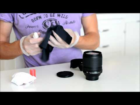 How to Clean your Camera Lens [HD]