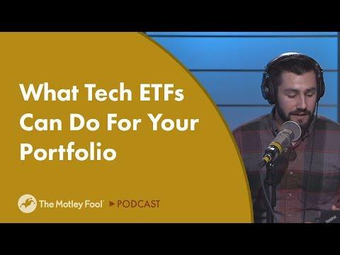 What Tech ETFs Can Do for Your Portfolio