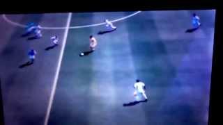 But d'un goal sur FIFA14 en FUT
