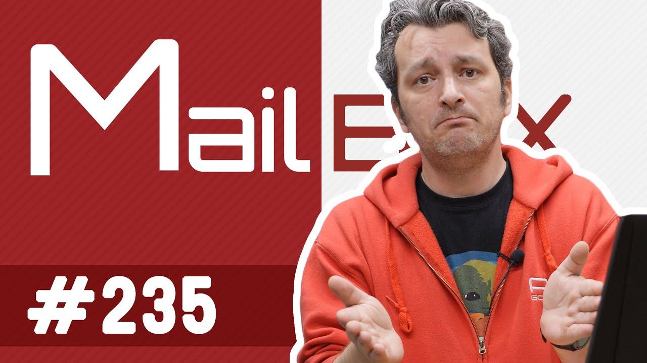 Mailbox #235 - Prea multe telefoane!