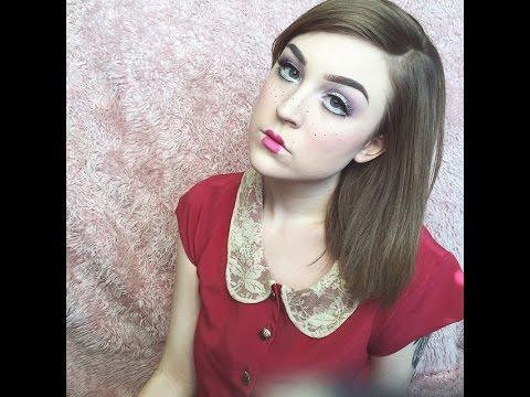 Dollhouse makeup