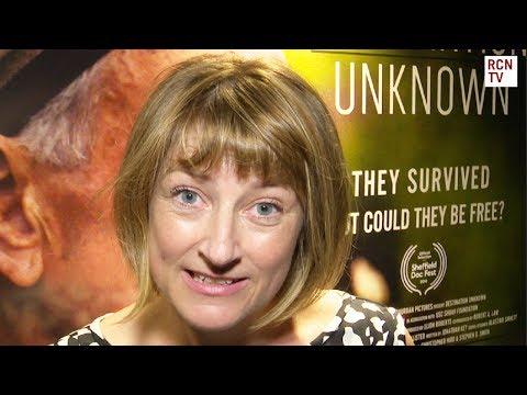 Claire Ferguson Interview Destination Unknown Premiere