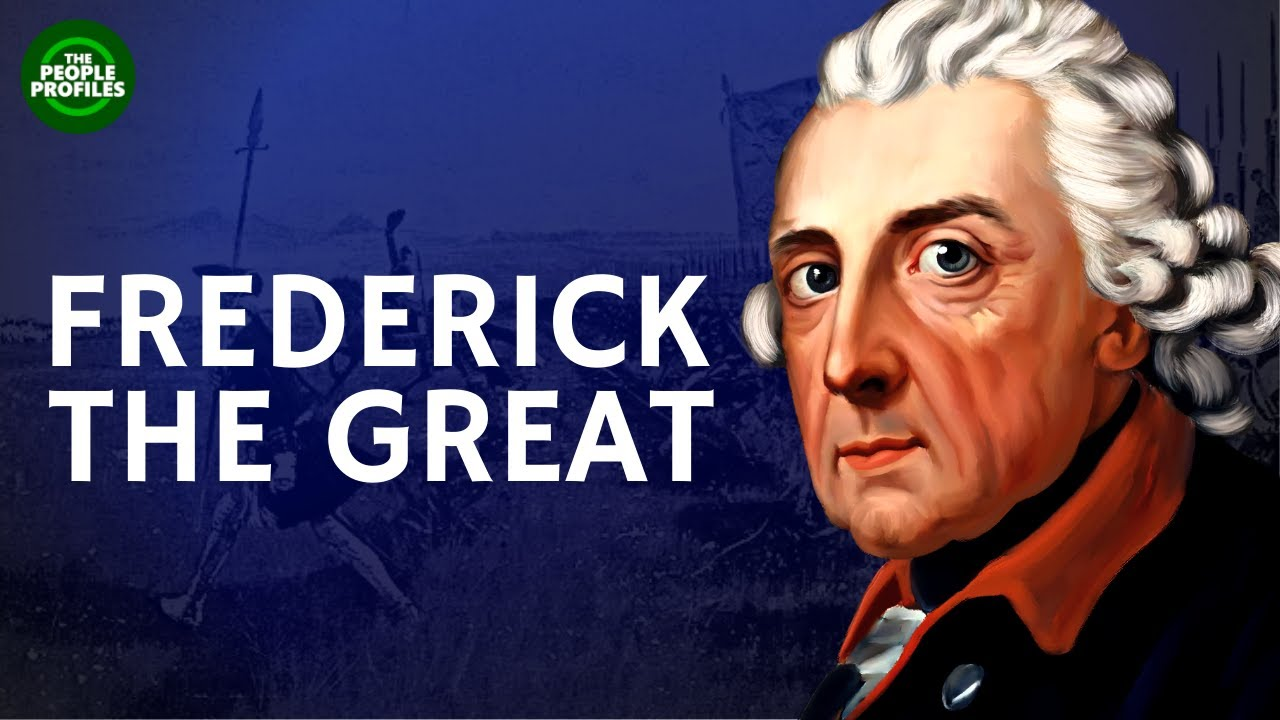 Frederick the Great Biography - The life of Frederick the Great King of Prussia Documentary