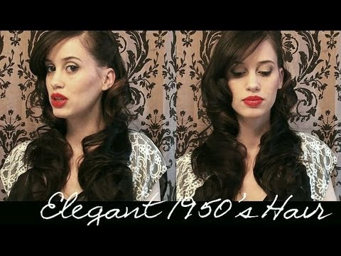 creative hairstyles classic vintage