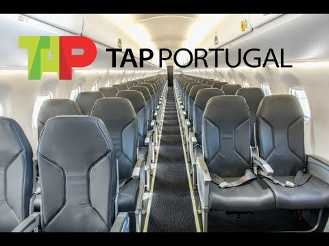 TAP Portugal. London Gatwick to Lisbon e190