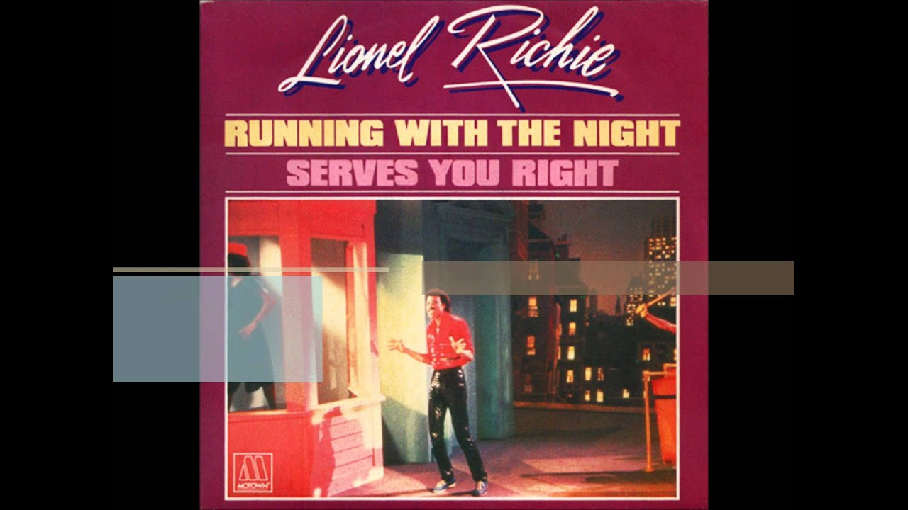 Lionel Richie All Night Long All Night Wandering Stranger