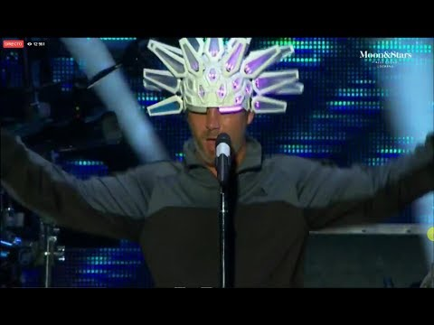 Jamiroquai - Live in Locarno, Switzerland (2017) [Pro]