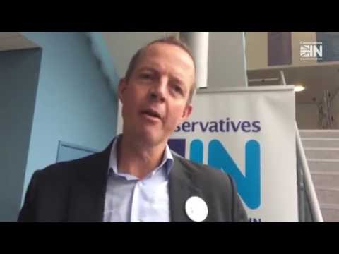 The best of both worlds - Nick Boles MP