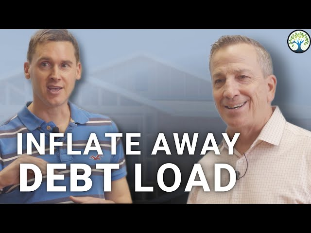 Disappearing Debt: Secrets of The Rich | Profit From Inflation With Ken McElroy