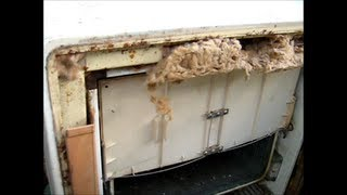 ☠  Fridge Stuffed with Asbestos?  ☠