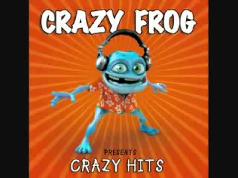 CRAZY FROG- Get ready for this