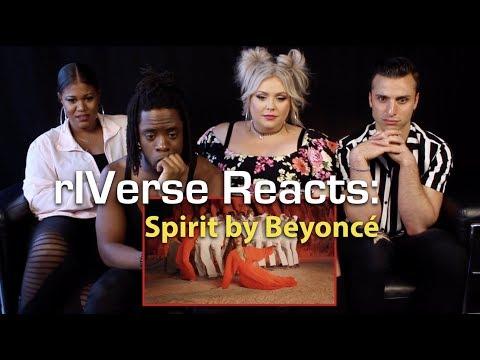 "Download Lagu  rIVerse Reacts: Spirit by Beyoncé from Disney's ""The Lion King"" - M/V Reaction Mp3 Free"