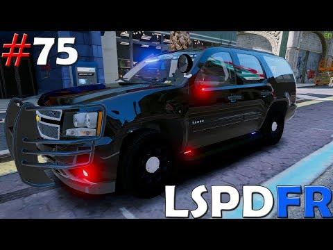 GTA V LSPDFR #75 AGENTES DEL FBI | TheAxelGamer |