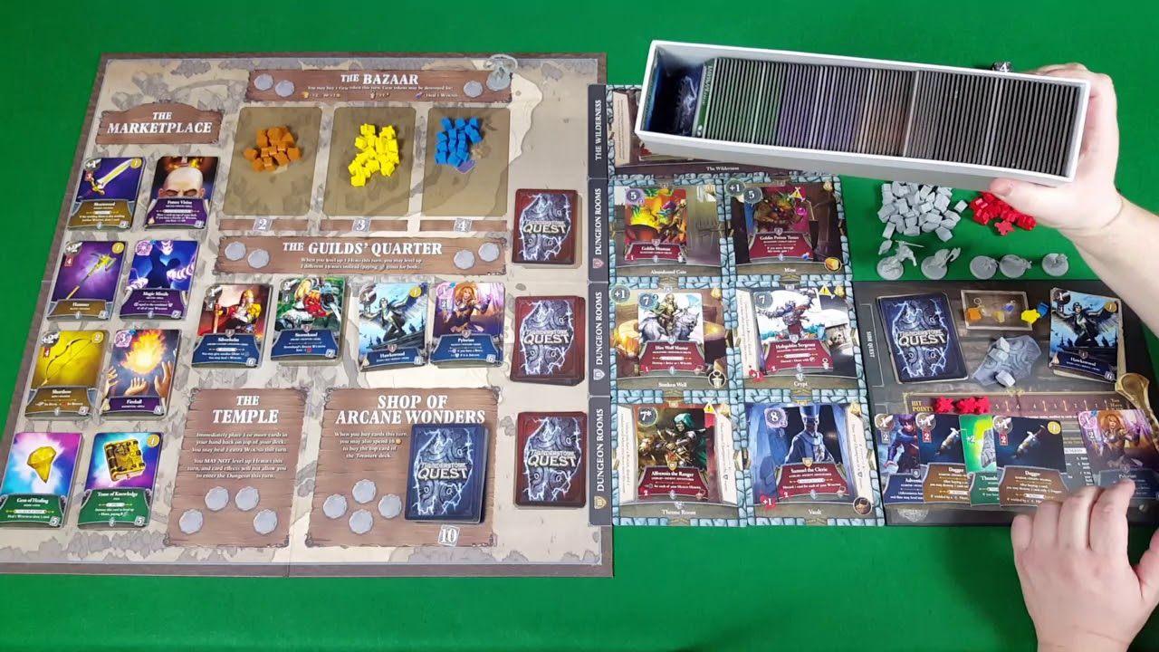 pit stop thunderstone quest youtube
