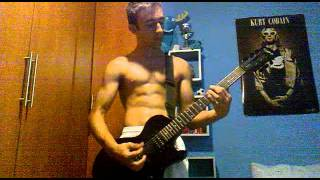 Billy Talent - Fallen Leaves ( Guitar Cover )