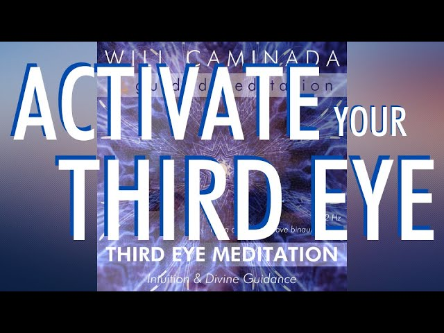ACTIVATE Your THIRD EYE In 10 Minutes!