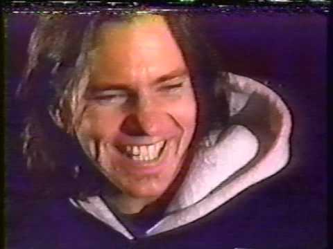 Eddie Vedder - 1992-04-04 Toronto, ON (interview)