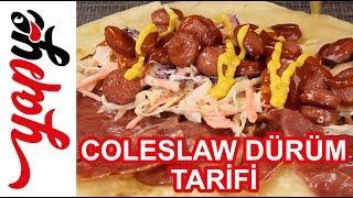 Coleslaw Dürüm Tarifi, Nasıl Yapılır?