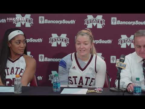 Women's Basketball Post-Game Press Conference - 02/05/18