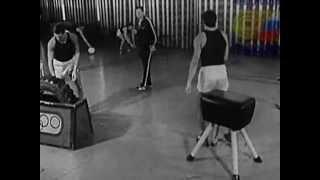 видео: Сила, скорость, выносливость, Метод круговой тренировки