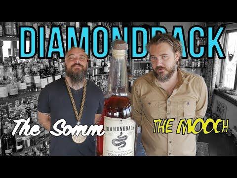 Whiskey Review - Diamondback Texas Whiskey  + kilchoman Sauternes Cameo -  Ep: 240