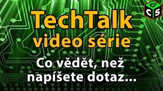 TechTalk - Co to je a jak funguje [I]