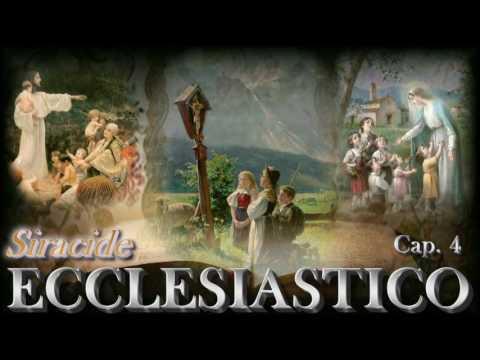 ✞BIBBIA 🔊 ECCLESIASTICO/SIRACIDE - Vecchio Testamento - Libro 28°