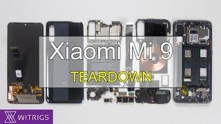 Xiaomi Mi 9 Teardown