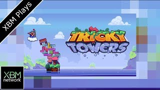 We take a look at Tricky Towers from WeirdBeard on Xbox One