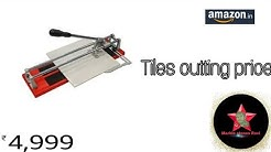 Tiles cutting Amazon price full details