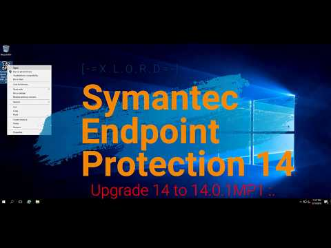 Symantec Endpoint Protection (SEP) 14 - Upgrade To 14.0.1MP1