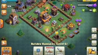 CLASH OF CLANS IS BACK?! Clash of clans Gameplay. Join our clan Apocalypse Eve :D