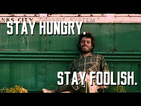 MOTIVATION - STAY HUNGRY. STAY FOOLISH. [FINAL PART 7]