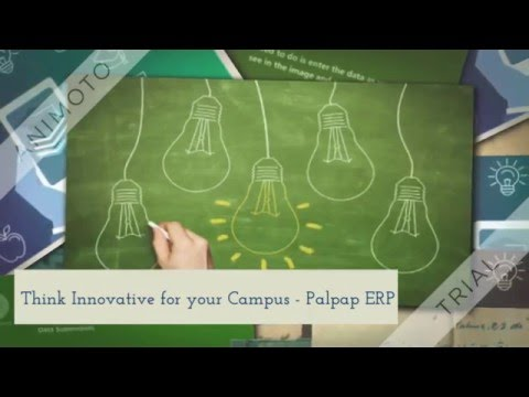 Palpap ERP : Great Change in Teaching-Learning Trends