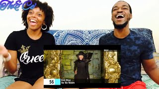 NICKI MINAJ'S MUSIC EVOLUTION PART 1 !!!! ( Th&Ce' Reaction)