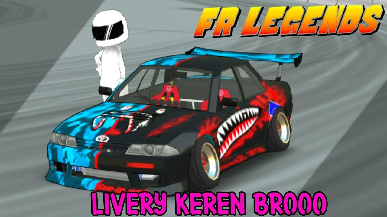 Fr Legends Livery Gt86 Bape Terbaru Dan Keren Youtube