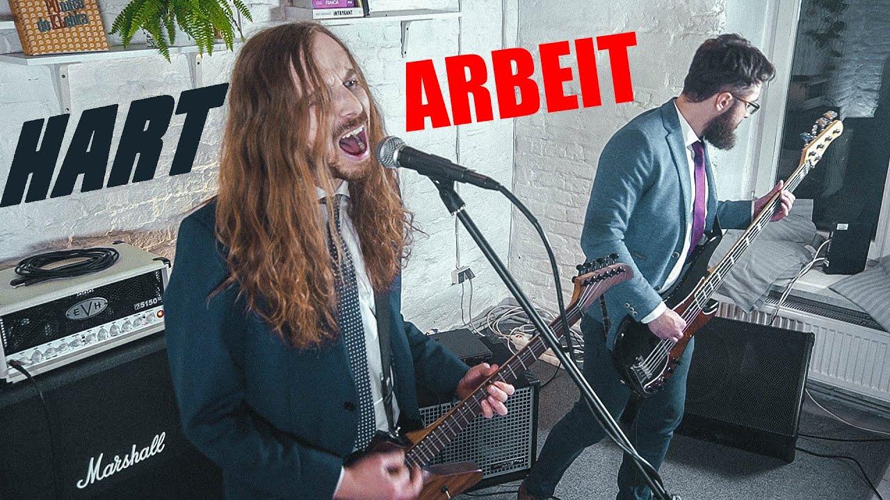 Hart - Arbeit (Oficjalny Teledysk)