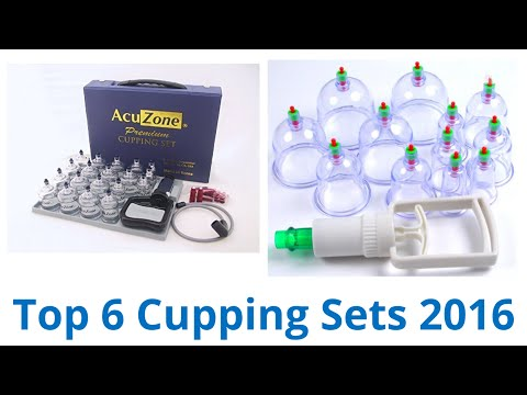 6 Best Cupping Sets 2016