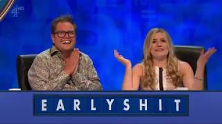 8 out of 10 cats does countdown - 115 conundrums