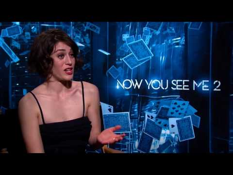 Exclusive: Lizzy Caplan Performs Real Magic and Stumps Interviewer