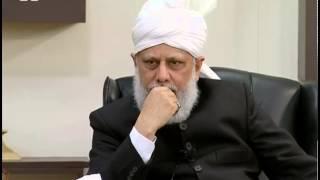 Gulshan-e-Waqf-e-Nau Khuddam 13th February 2011 with Hadhrat Mirza Masroor Ahmad