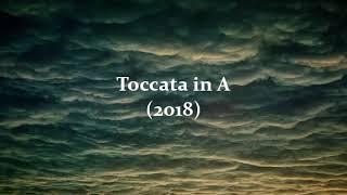 Carson Cooman — Toccata in A (2018) for organ